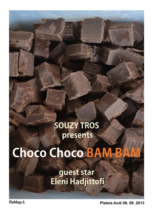 10. Choco Choco Bam Bam